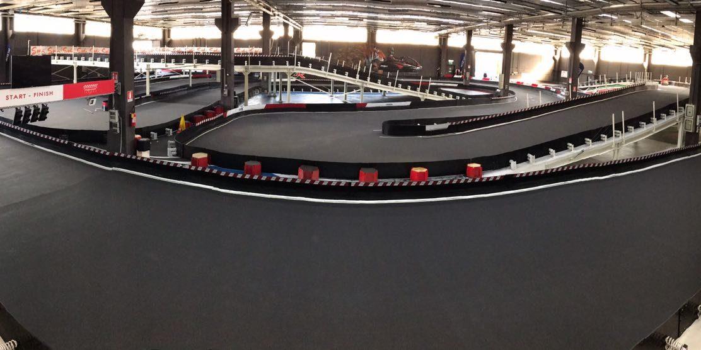 PGKart Indoor pista